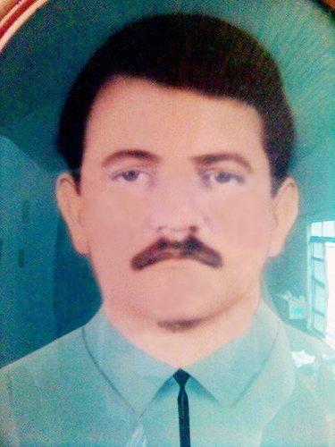 A vítima do regime militar, Olavo Hanssen